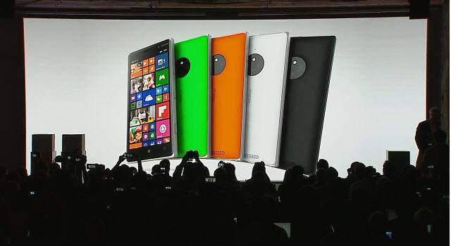Foto de Nuevos Lumia 830, 730 y 735 (30/31)
