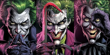 Batman Three Jokers 2032401