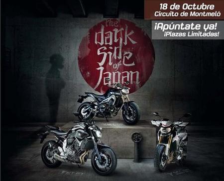 MT Track Day Experience 2014 en el Circuito de Barcelona-Catalunya con las Yamaha MT-07 y MT-09