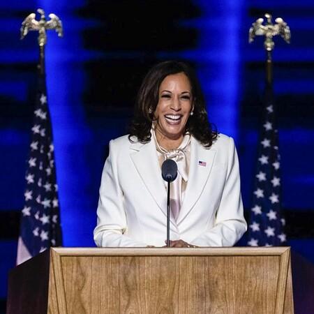 Por qué miles de mujeres de todo el mundo llevarán hoy perlas en apoyo a la primera vicepresidenta de los Estados Unidos