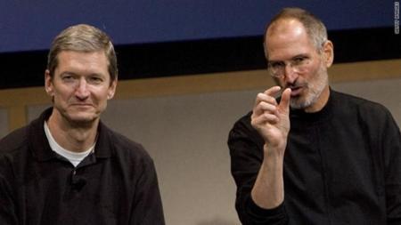 Steve Jobs vs. Tim Cook, así se repartieron su presencia en el escenario de las keynote