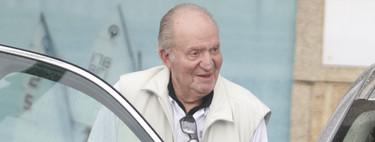 Adiós amigo, goodbye my friend, ciao, ciao Juan Carlos I, arriverderci, auf wiedersehen