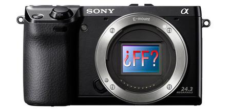 Sony planea sacar una cámara Full Frame sin espejo en un año