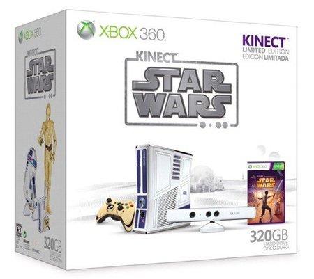 Xbox 360 edición Star Wars disponible en México oficialmente