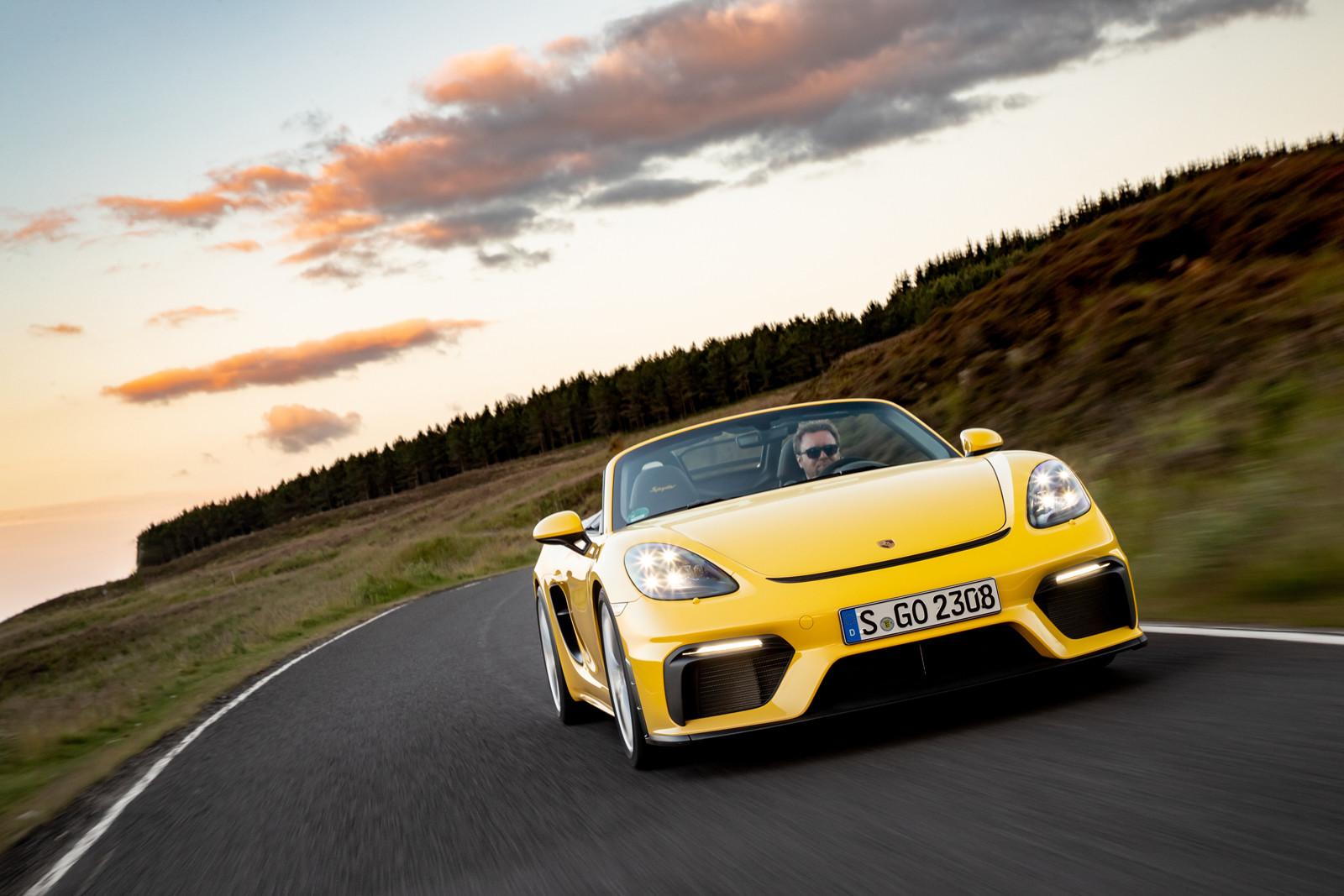 Foto de Porsche 718 Spyder (prueba contacto) (236/296)