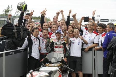 Lcr Honda Cal Crutchlow Motogp Brno 2016