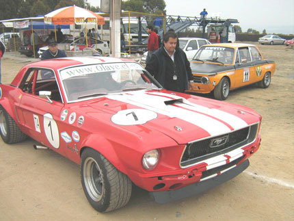 1965 Shelby Mustang GT350 Clone