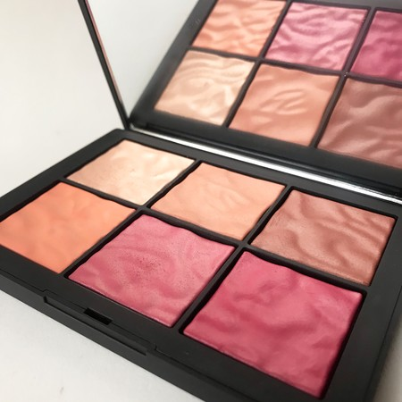 Nars Exposed Cheek Palette 4