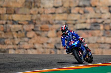 Rins Aragon Motogp 2021