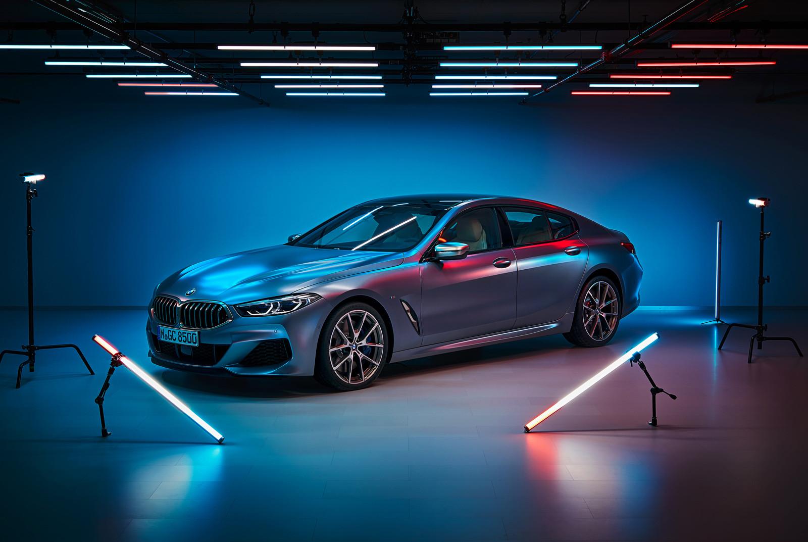 Foto de BMW Serie 8 Gran Coupé (presentación) (52/159)