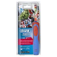 Cepillo de dientes eléctrico Oral-B de Los Vengadores por 18,90 euros en Amazon