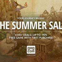 GOG inicia sus rebajas de verano con ofertas en más de 1.500 juegos. Estas son las mejores
