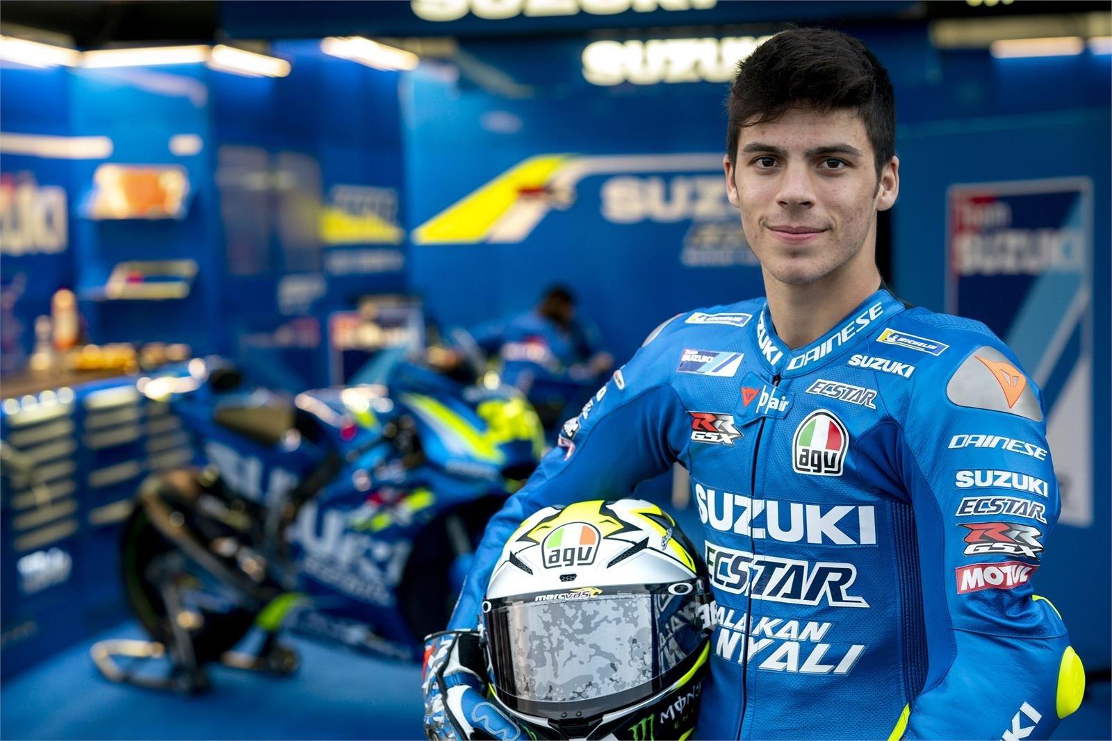Foto de Test MotoGP Valencia 2019 (14/21)