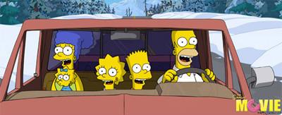 'Los Simpson: La película', para pasar un buen rato