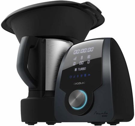 Black Friday 2019: oferta de Amazon en el robot de cocina Cecotec Mambo 8090 con báscula y jarra Waterproof por 299 euros