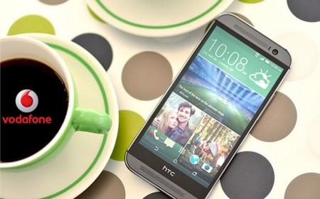 HTC One M8s llega en exclusiva a Vodafone desde 264 euros