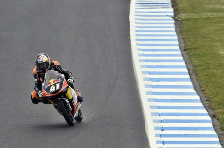 Brad Binder Moto3 Gp Australia 2016