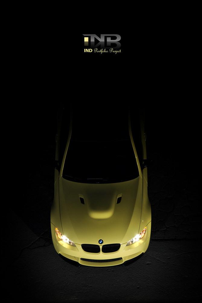 Foto de BMW M3 IND Dakar Yellow  (20/21)