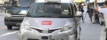 Ni Uber, ni Apple, ni Waymo, una empresa de taxis regulares realiza el primer viaje autónomo con pasajeros en Japón