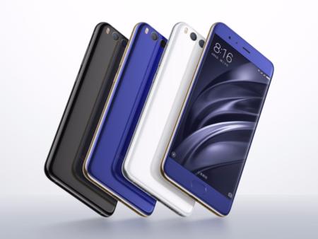 Xiaomi Mi 6 Oficial