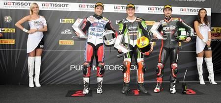 Superbikes Magny Cours 2012: Tom Sykes se lleva la última pole del 2012