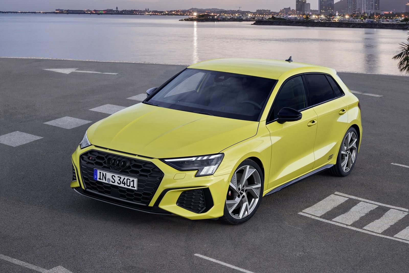 Foto de Audi S3 2020 (22/54)