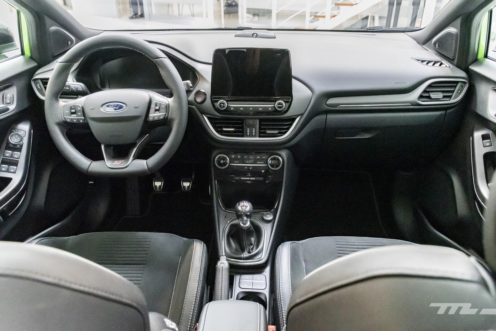 Foto de Ford Puma ST 2020 (16/19)