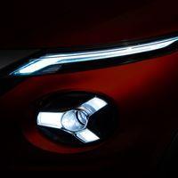 El Nissan Juke 2020 asoma la mirada: aquí tienes su primera foto