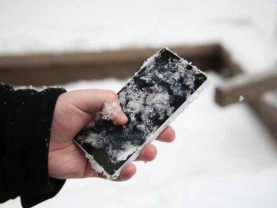 No tengas miedo, tu móvil no se congelará durante la ola de frío