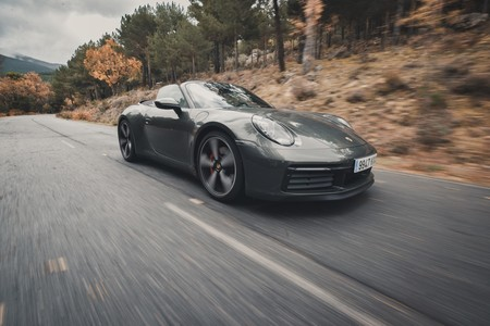 Porsche 911 Carrera 4S Cabriolet 2020 Prueba 12