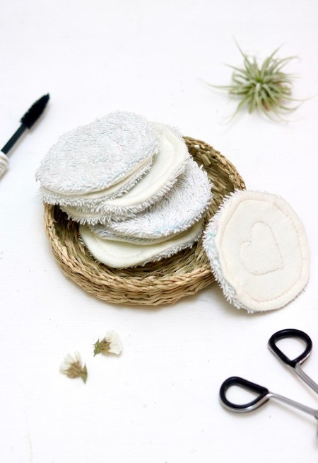 Reuseable Makeup Remover Pad