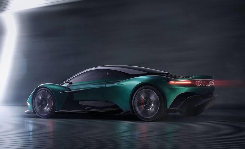 Foto de Aston Martin Vanquish Vision (2/8)
