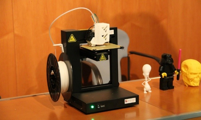 entresd 3d up plus impresora