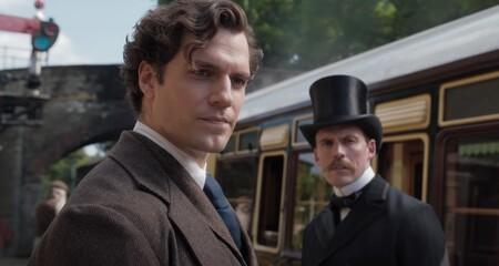 'Enola Holmes': Henry Cavill explica cómo construyó su versión del mítico Sherlock para la película de Netflix
