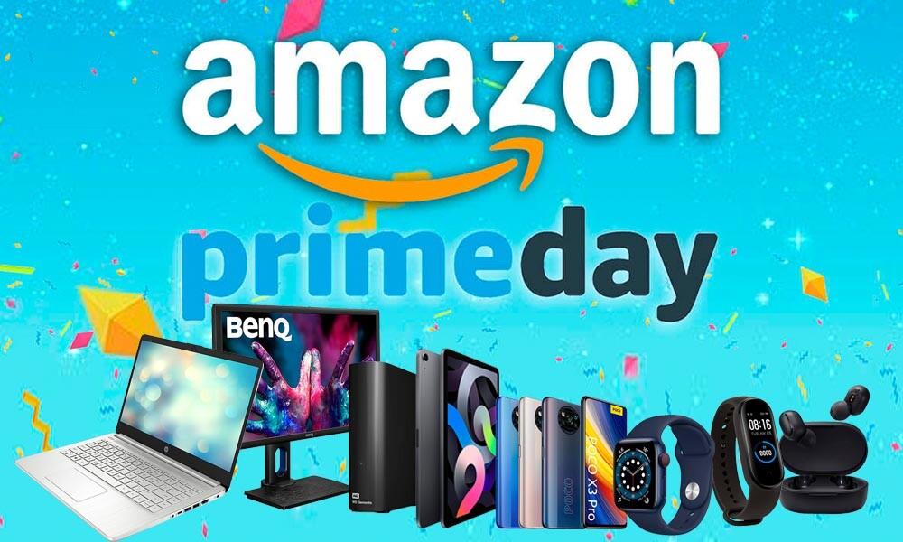 32 ofertas en tecnología con las que adelantarte al Prime Day 2021: portátiles, smartphones, tabletas, smartwatches, altavoces inteligentes y auriculares a mejor precio en Amazon