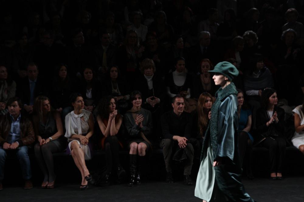 Foto de Jesús del Pozo en la Cibeles Fashion Week Otoño-Invierno 2011/2012 (30/71)