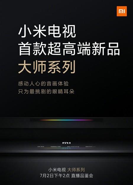 Xiaomi Master Tv Oled