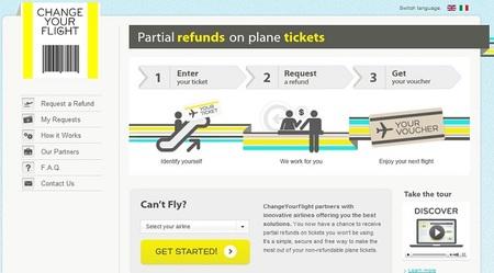 ChangeYourFlight: recupera el dinero de tu billete low cost si no viajas