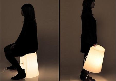 lampara taburete 2