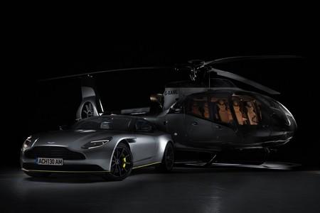 Helicoptero Aston Martin 13