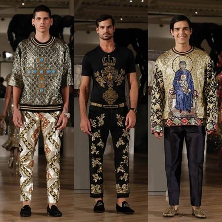 Cinco Tendencias Del Desfile De Dolce Gabbana En Mexico Que La Convirtieron En La Mejor Hasta La Fecha 06