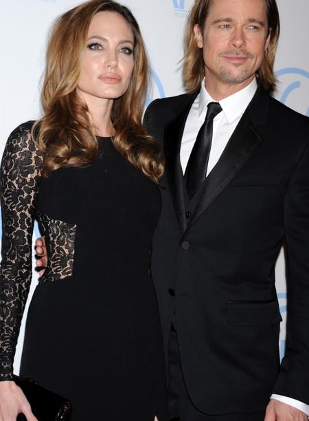 Parecido Brad Pitt Angelina Jolie