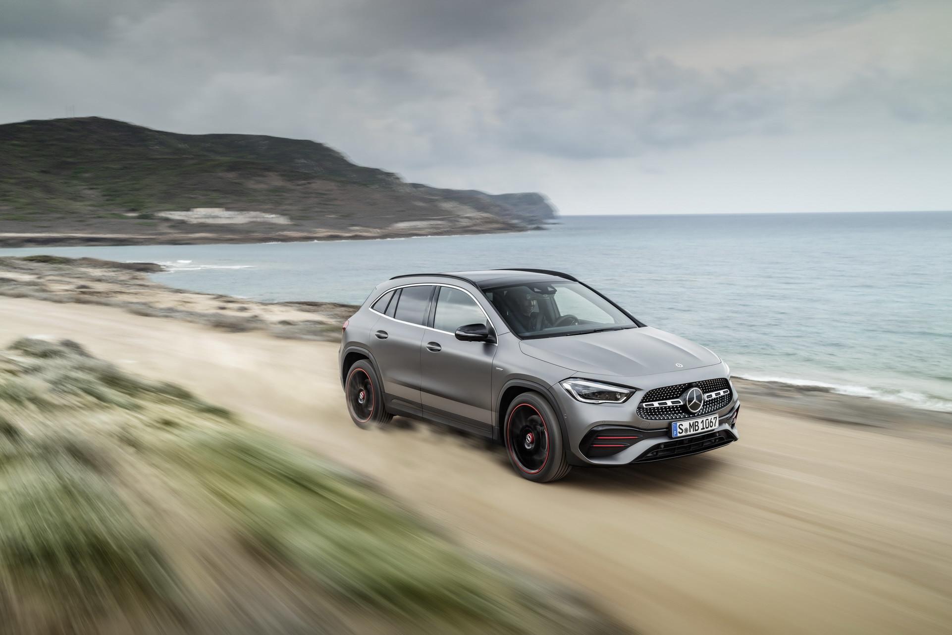 Foto de Mercedes-Benz GLA 2021 (45/103)