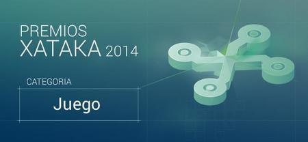 Vota por el mejor juego en los Premios Xataka 2014
