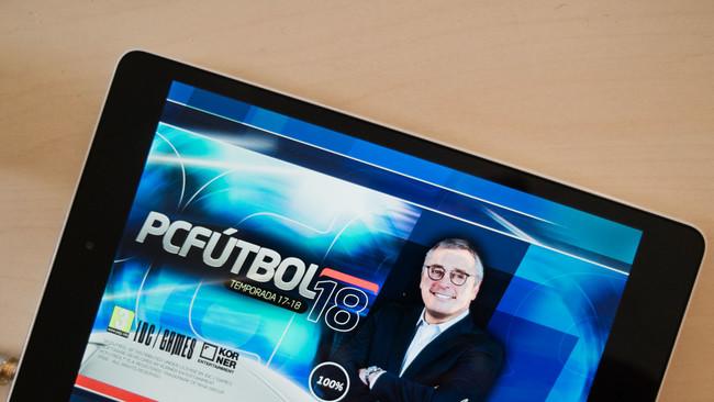 Probamos el nuevo PC Fútbol 2018, la vuelta de un clásico que llega al móvil con muchos defectos