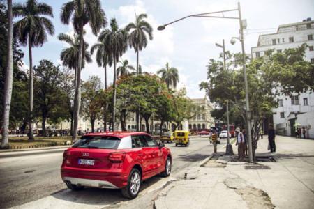 Audi Q2 Cuba