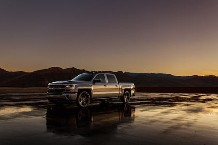 Chevrolet Silverado Performance Concept, una pick-up con alma de Corvette Z06