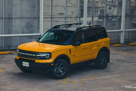 Ford Bronco Sport, a prueba