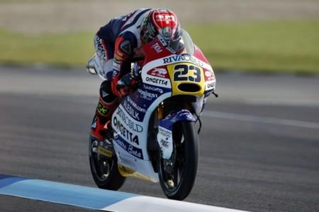 Nicollo Antonelli Moto3 Gp Brno