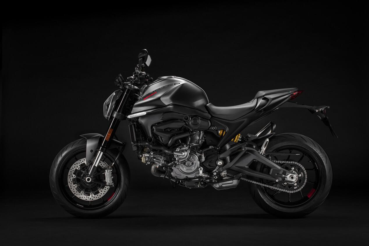 Foto de Ducati Monster 2021 (17/20)